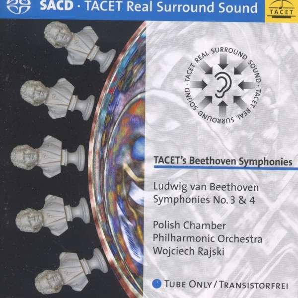 Symphonies No.3 and 4